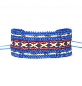 Boho Babes Boho bracelet Blue