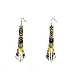 Boho Babes Beaded Boho Earring