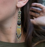 Boho Babes Beaded Boho Earring