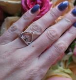 Midsummer Star Big Heart Ring