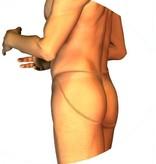 TransSensation Silicone vagina: B-Lady Anna Camel Toe