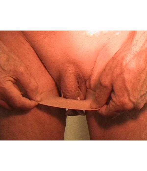 TransSensation Silikon-Vagina B-Lady Anna Camel Toe