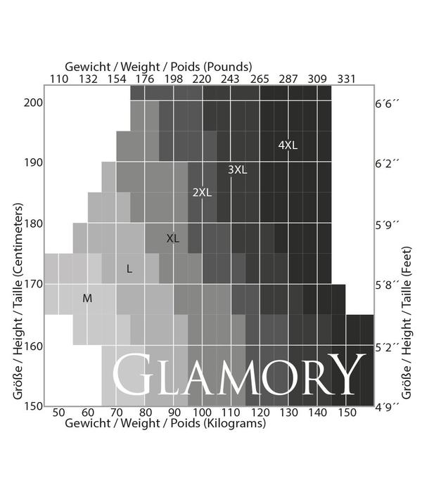 Glamory Tights - Satin Matt 20