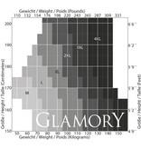 Glamory Feinstrumpfhose - Satin 20