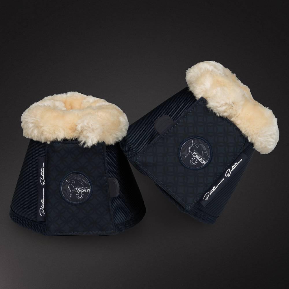 Eskadron Hufglocke Platinum Faux Fur