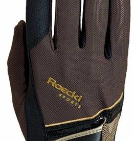 Roeckl Handschuh Madrid mokka