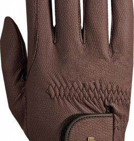 Roeckl Handschuh Grip mokka