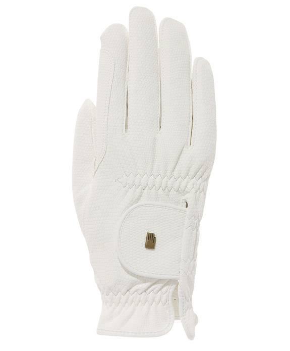 Roeckl Handschuh Grip weiß