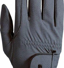 Roeckl Handschuh Grip anthrazit