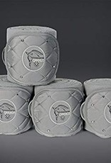 Eskadron Platinum Bandagen Fleece Crystal silvergrey