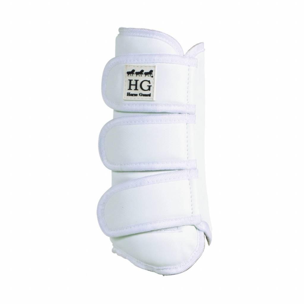 HG Dressurgamaschen 4er Set weiß