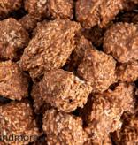 Chocolade kokos rotsjes melk
