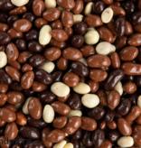 Chocolade Pinda's Gemengd