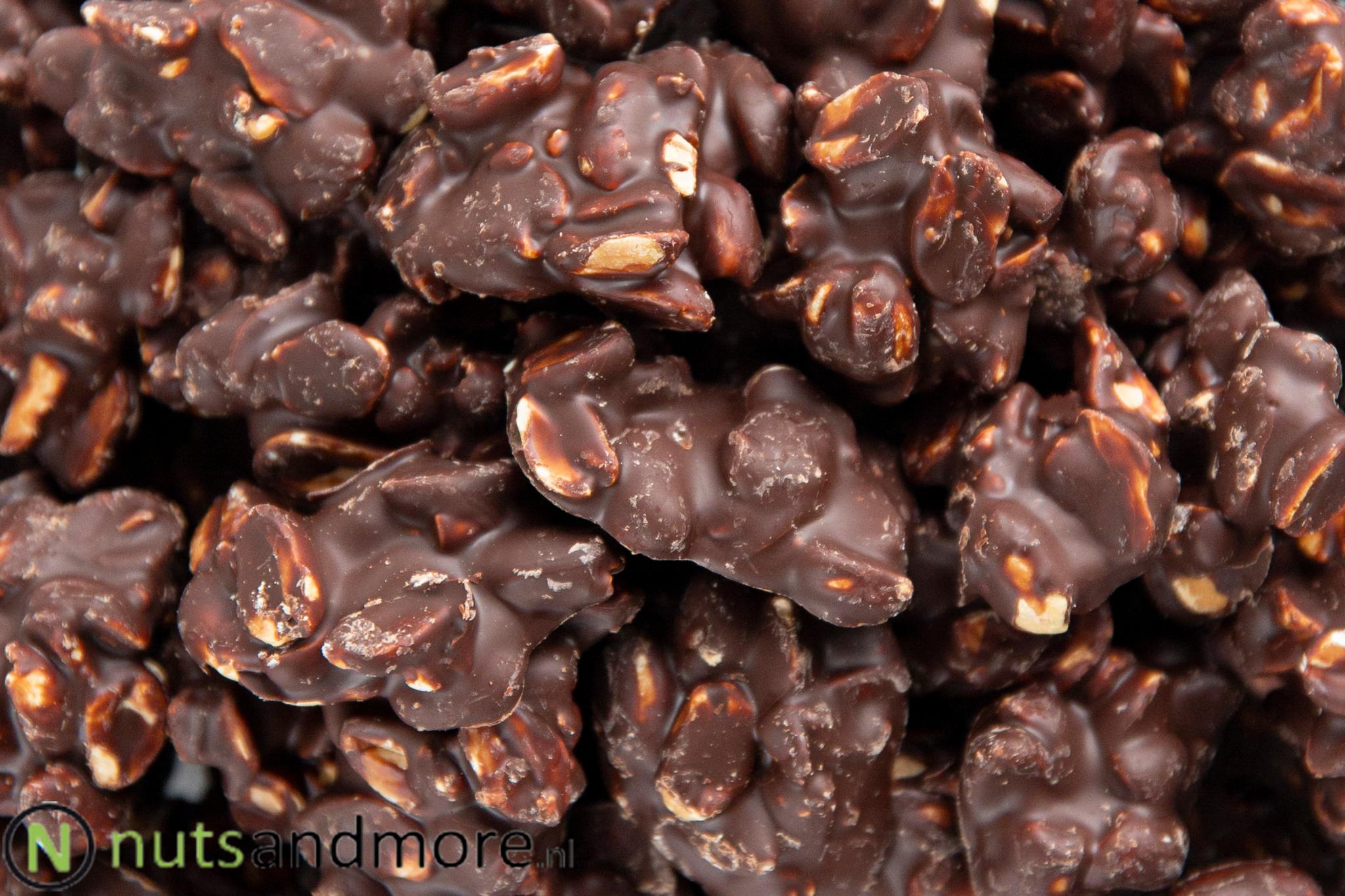 Pinda Rotsjes Chocolade Puur