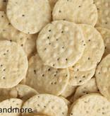 Gezouten Crackers (Glutenvrij)
