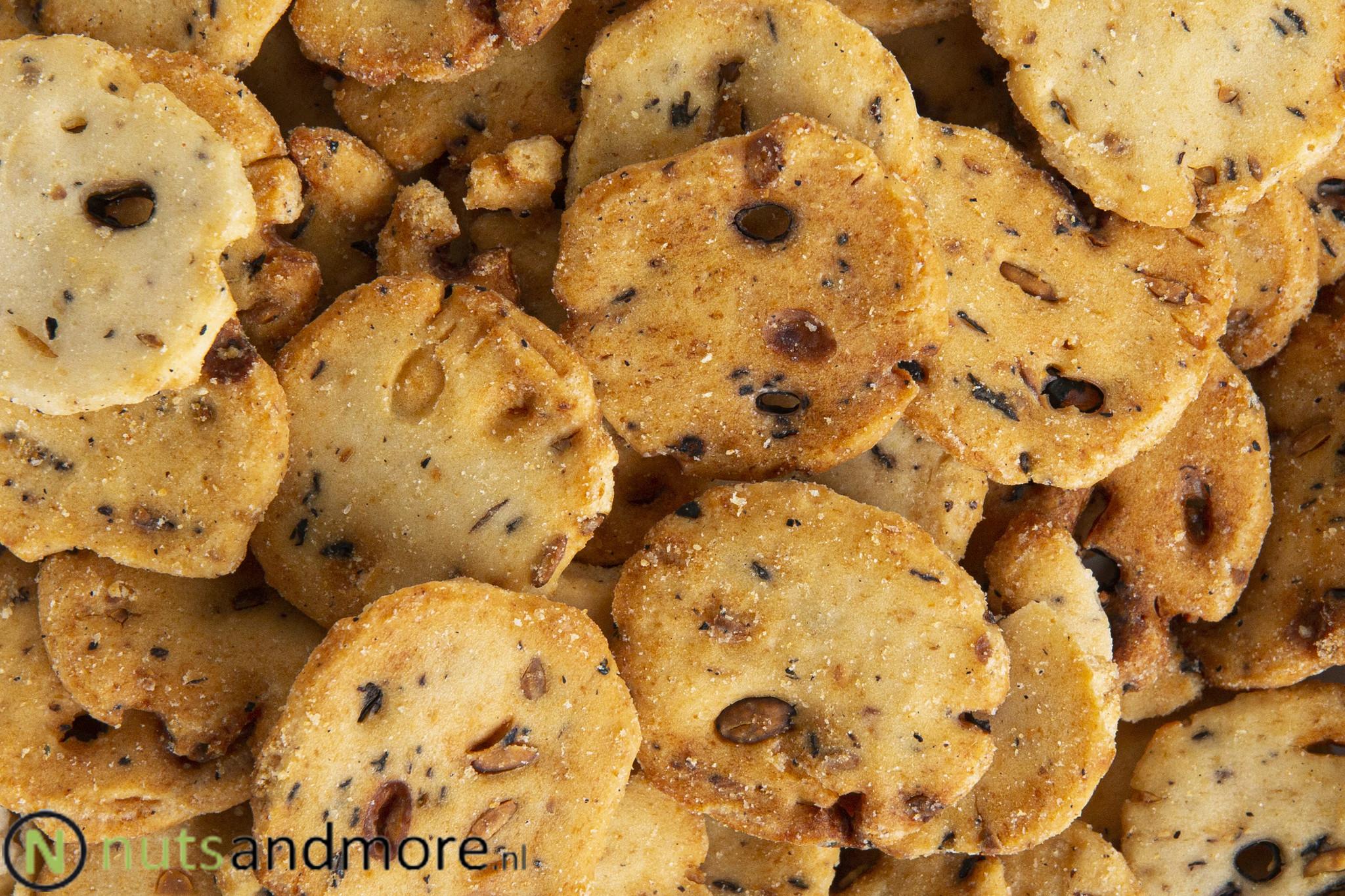 Soya Bean Rice Crackers