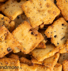 Soya Bean Teriyaki Rice Crackers