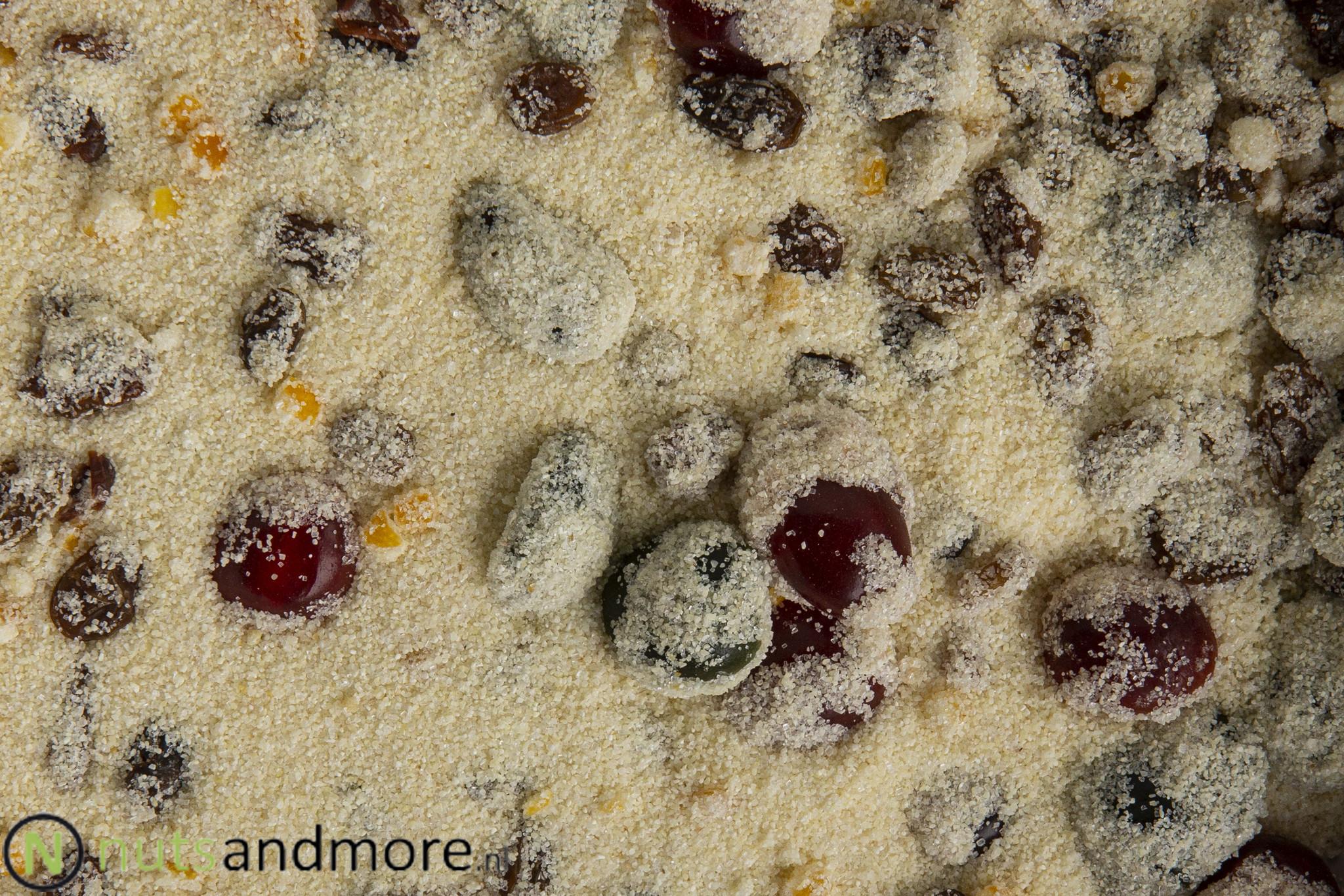 Vruchten Griesmeel