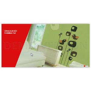 ORACAL® 631 Exhibition Cal 1,26cm - Indoor vinyl