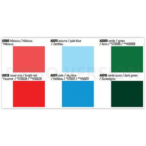 Siser Flex PS Folie - Kleurenkaart
