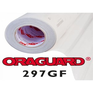 ORAGUARD ® 297GF Laminaat Premium gegoten PVC-film, 70 micron, ultra flexibel met de hoogste mate van UV-bescherming