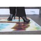 Printfolie voor natte vloeren / oppervlakken - Aslan DFP-43 - 137 cm