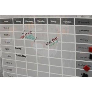 ASLAN FF-450 Digtale Magnetische ferro-film voor UV en eco solvent, 101 cm