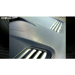 3M 1080 Wrap Carbon & Brushed metal series - rol 25 x 152 cm
