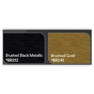 3M 1080 Wrap Carbon & Brushed metal series - rol 25 x 152 cm