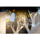 Aslan CA 30 Metaal folie  bedrukbaar 125 cm breed