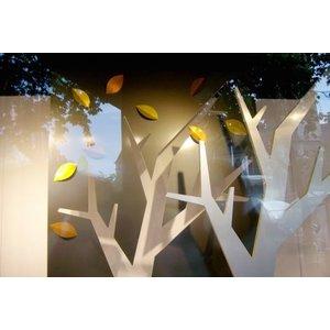 Aslan CA 30  Metaal folie Aslan bedrukbaar 125 cm breed - outdoor en krasbestendig