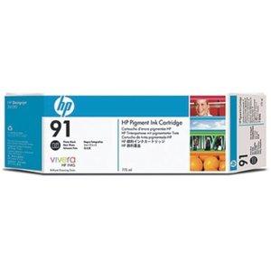 HP 91 Inkt HP Originele Inktcartridge - 775 ml