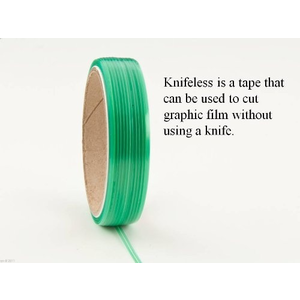 Knifeless tape - Design Series 50 meter