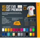 SEF-Velcut Premium Flock folie