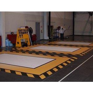 Vloer folie - Orajet 1663 - 110 mu 3-jaar 140 cm breed