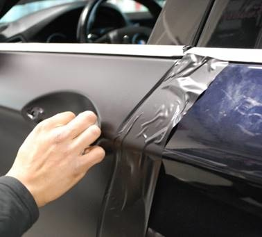 How-to vinyl wrap een auto - Turtle Wax - how-to remove vinyl wrap
