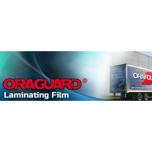 ORAGUARD ® 293  Cast Laminaat, 30 micron, ultra flexibel ,en zeer transparant