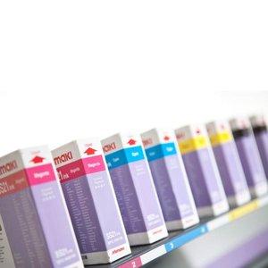 Mimaki SS21 Inkt cartridge 440 ml - origineel
