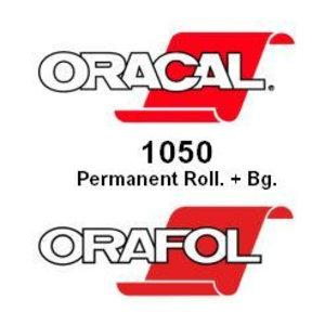 Oracal 1050-000 Zeefdruk folie Hoogwaardig PVC - Wit en Transparant 70x100cm -