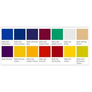 ORACAL® 8500 Lichtbak folie 80 mu translucent - Kleurenkaart