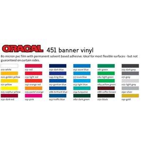ORACAL® 451 Banner Cal Diverse maten