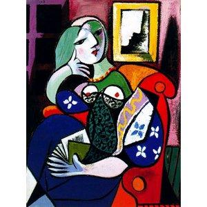 Picasso Gallery 3609 - 15 meter 370gr Satijn