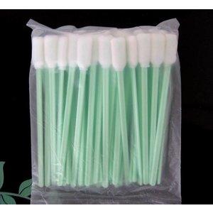 Watten staafjes - Swabs cleaning sponge 50 stuks