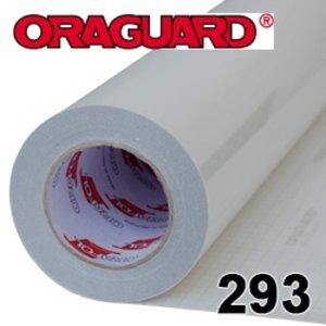 ORAGUARD ® 293  Laminaat Premium gegoten PVC-film, 30 micron, ultra flexibel , zeer hoge UV-bescherming