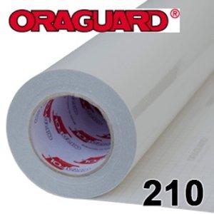 ORAGUARD ® 210 Laminaat Zacht PVC-folie, 70 micron, met een hoge mate van UV-bescherming