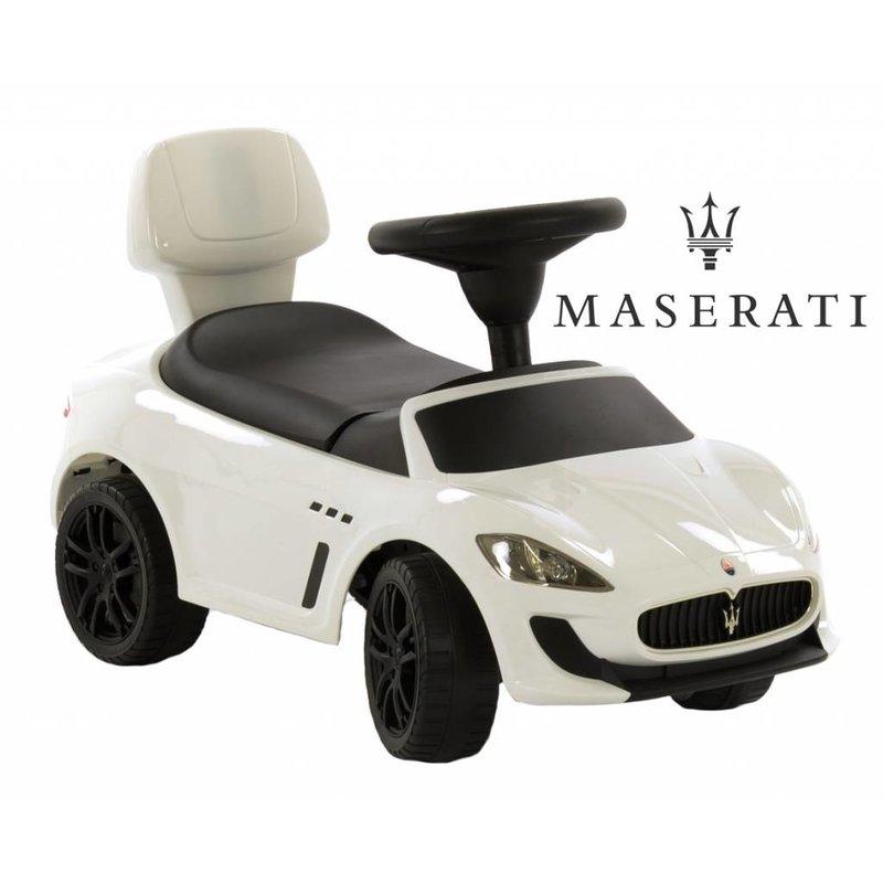 Maserati Loopauto Maserati Wit (1388)