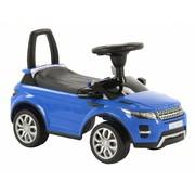 Range Rover Loopauto Range Rover Evoque Blauw