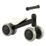 2Cycle Loopfiets Zwart-Wit