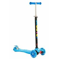 2Cycle Step Blauw Met LED Wielen