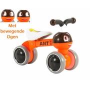 2Cycle Loopfiets Mini-Bike Ant Oranje